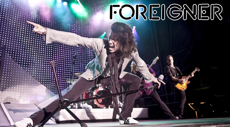 Foreigner with Honeymoon Suite