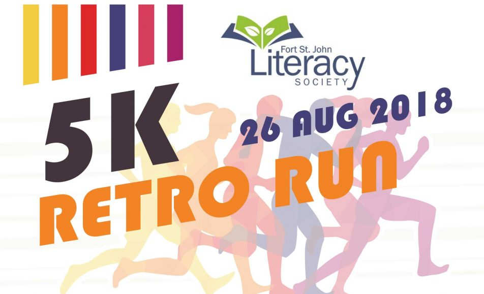 Fort St. John Literacy Society 5K Retro Run