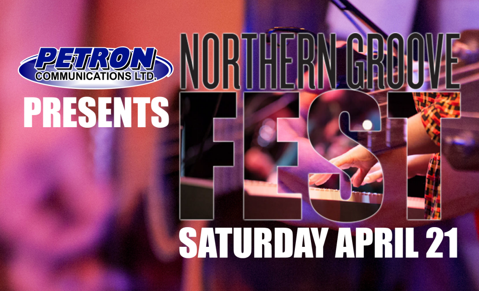 Northern GrooveFest presented by Petron Cellular
