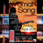 WOMAN SONG 2018