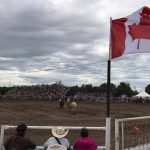 The 2018 Fort St. John Rodeo